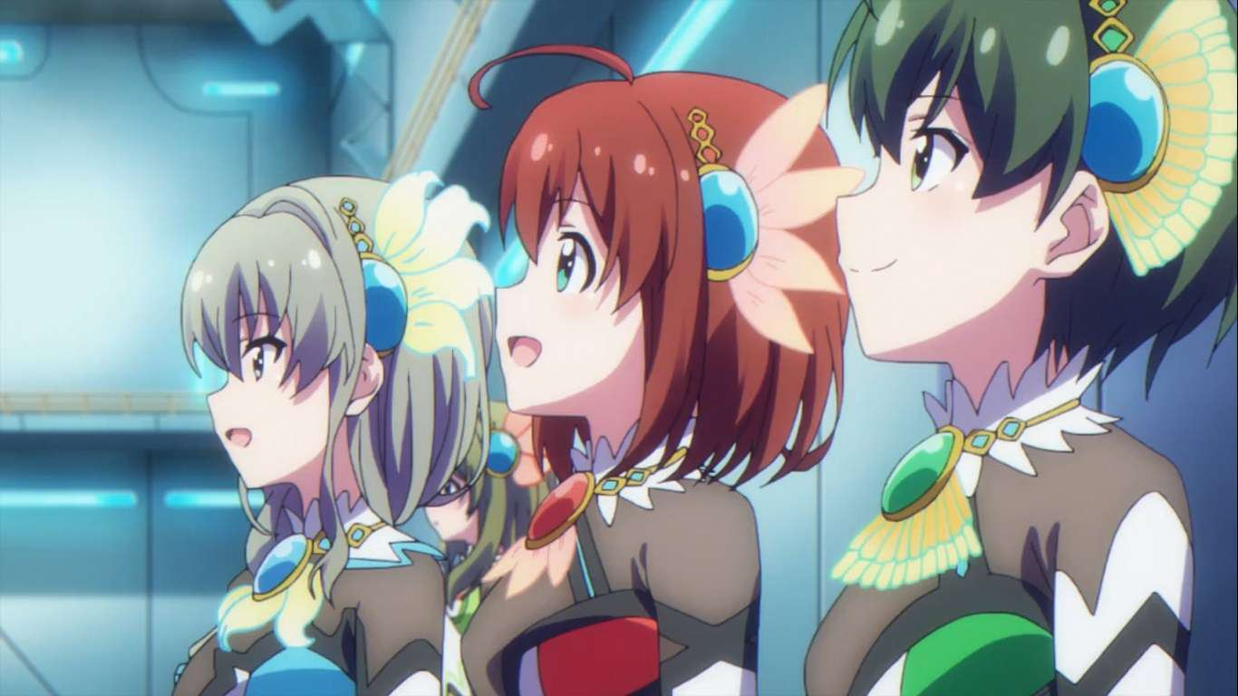 Summer 2017 Anime: Battle Girl High School - The ...