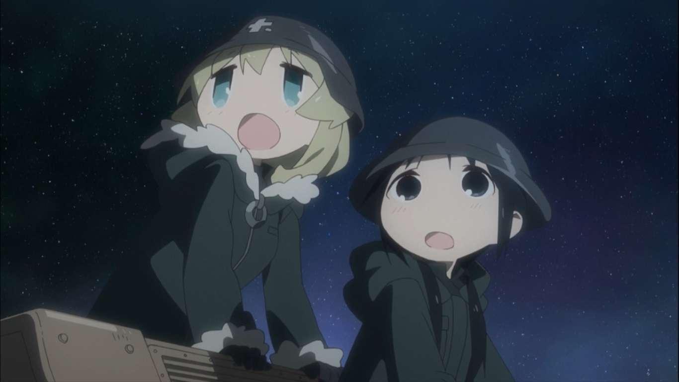 Fall Anime 2017 Shoujo Shūmatsu Ryokou The Indonesian