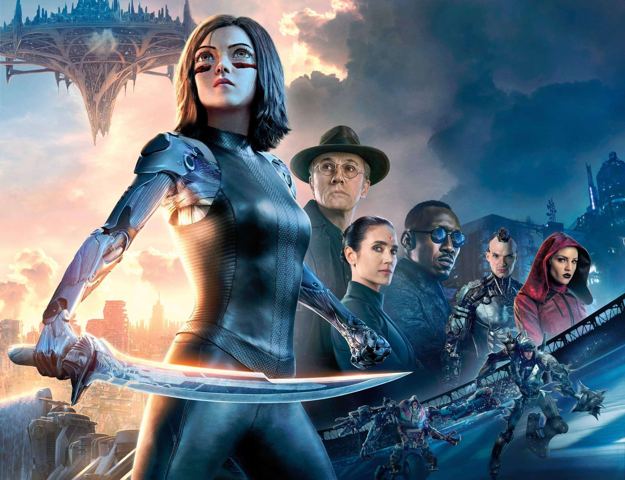 Alita Battle Angel Film Review Raising The Bar For Hollywood Manga Adaptation The Indonesian Anime Times