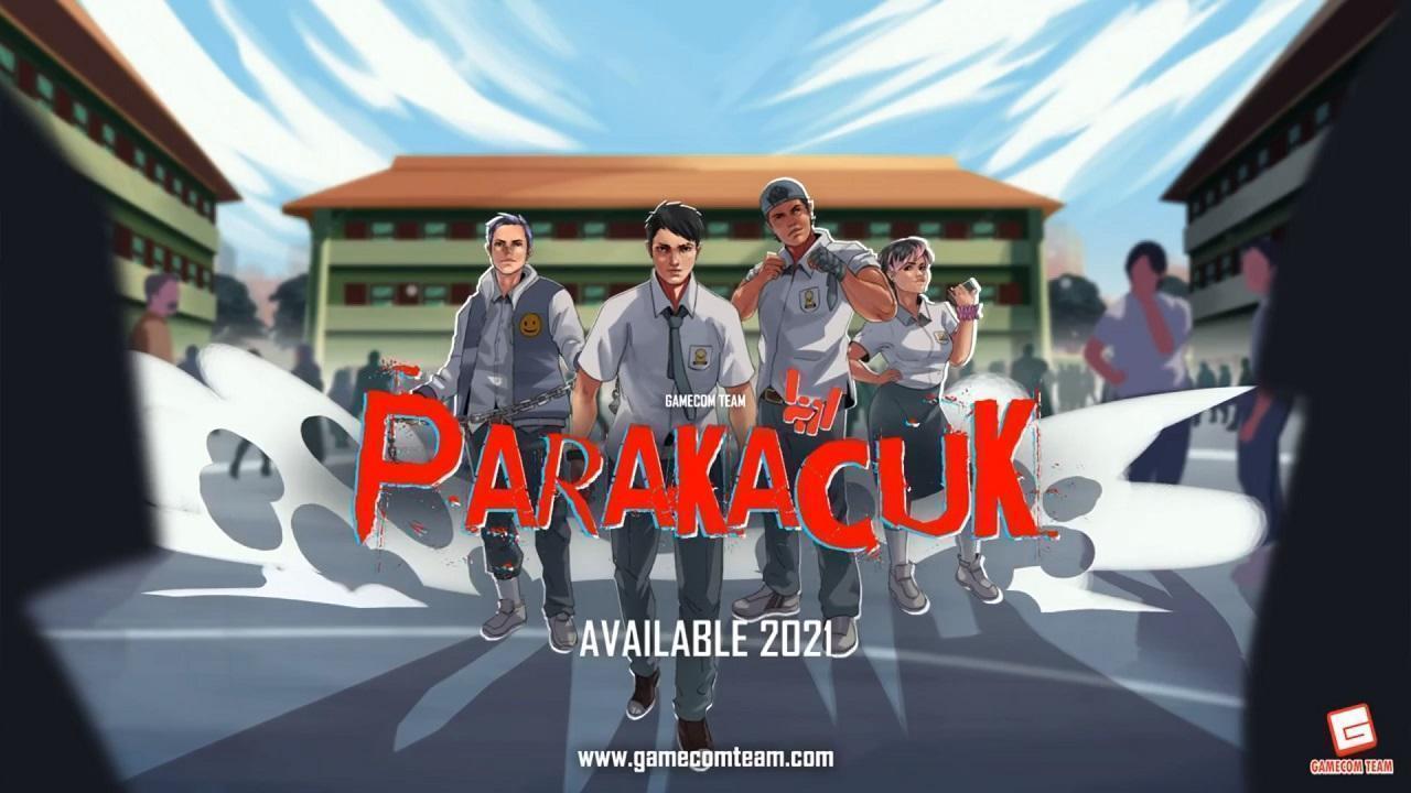 Gamecom Team Parakacuk