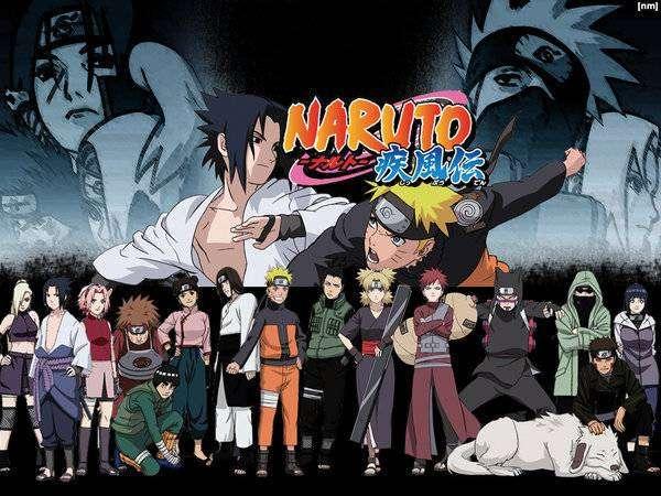 Naruto Serial Anime Yang