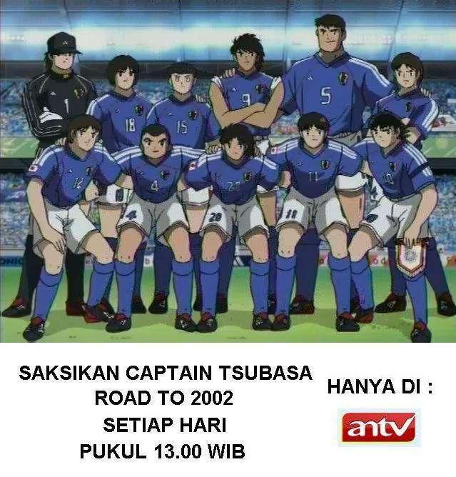Kini Captain Tsubasa Tayang Setiap Hari Di ANTV