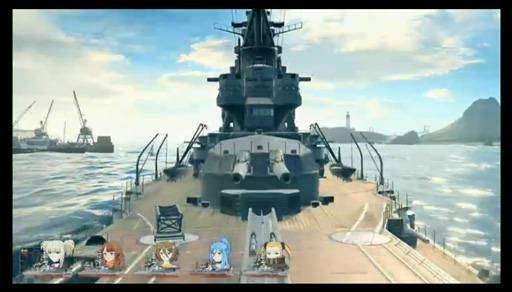 World of Warships Berkolaborasi dengan Arpeggio