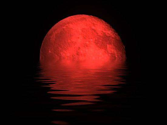 The Power of Love: Red Moon