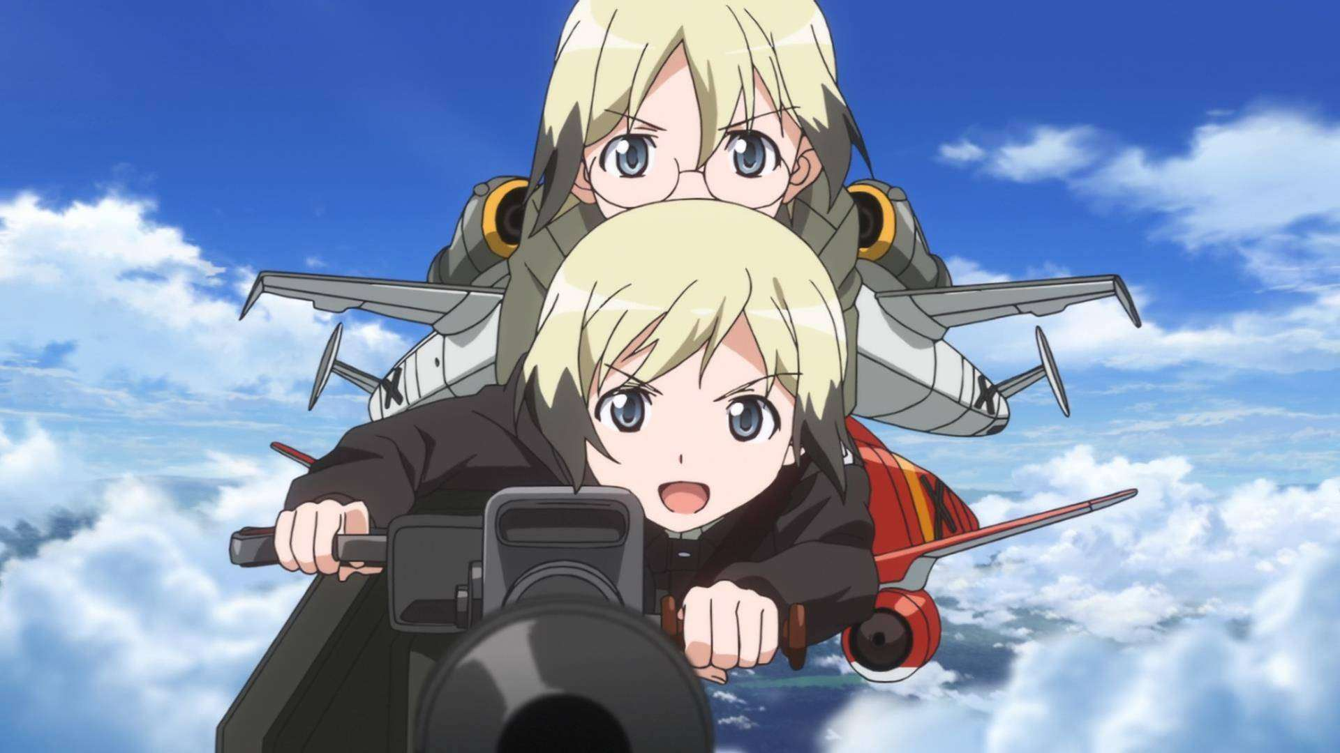 Strike Witches Operation Victory Arrow - 01 - 38