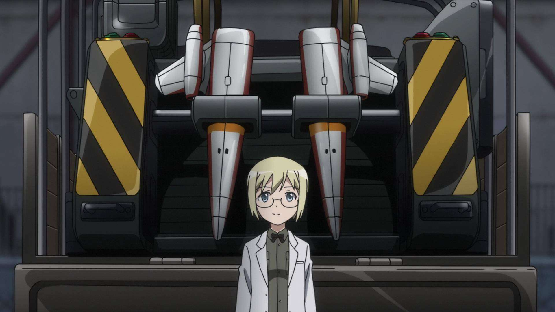 Strike Witches Operation Victory Arrow - 01 - 6