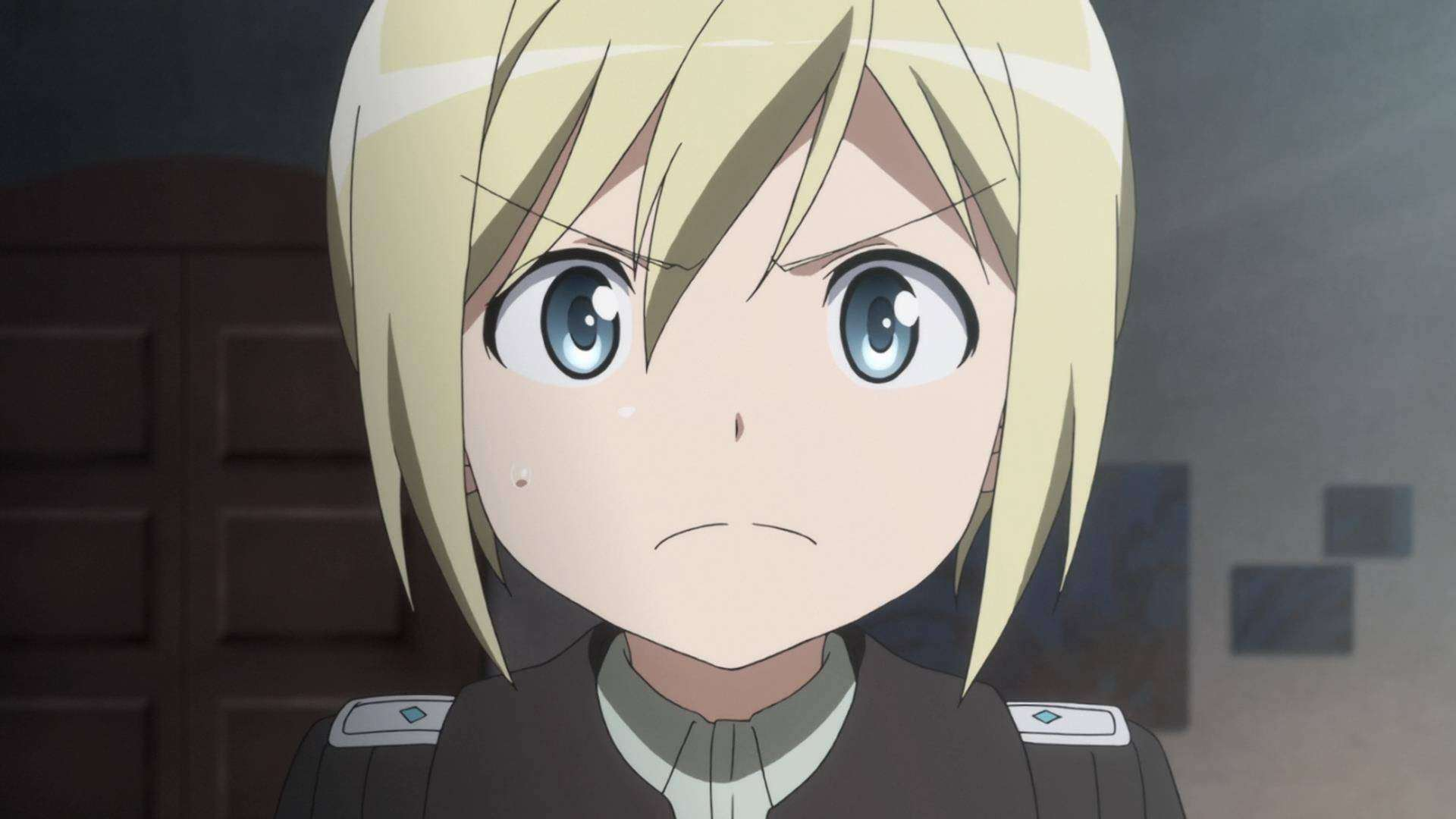 Strike Witches Operation Victory Arrow - 01 - 8