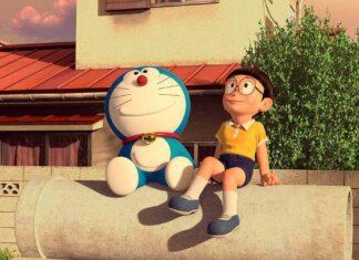 Stand By Me Doraemon Kaori Nusantara