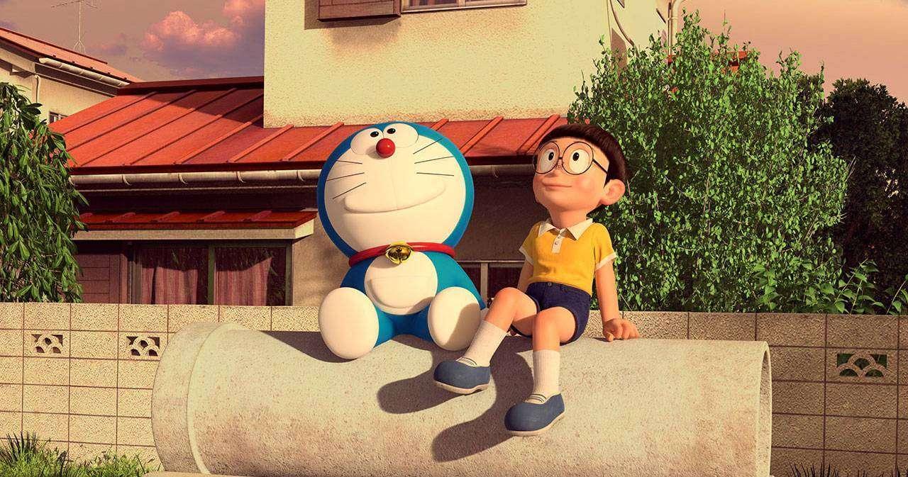 Download Foto Kartun Doraemon Stand By Me Doraemon