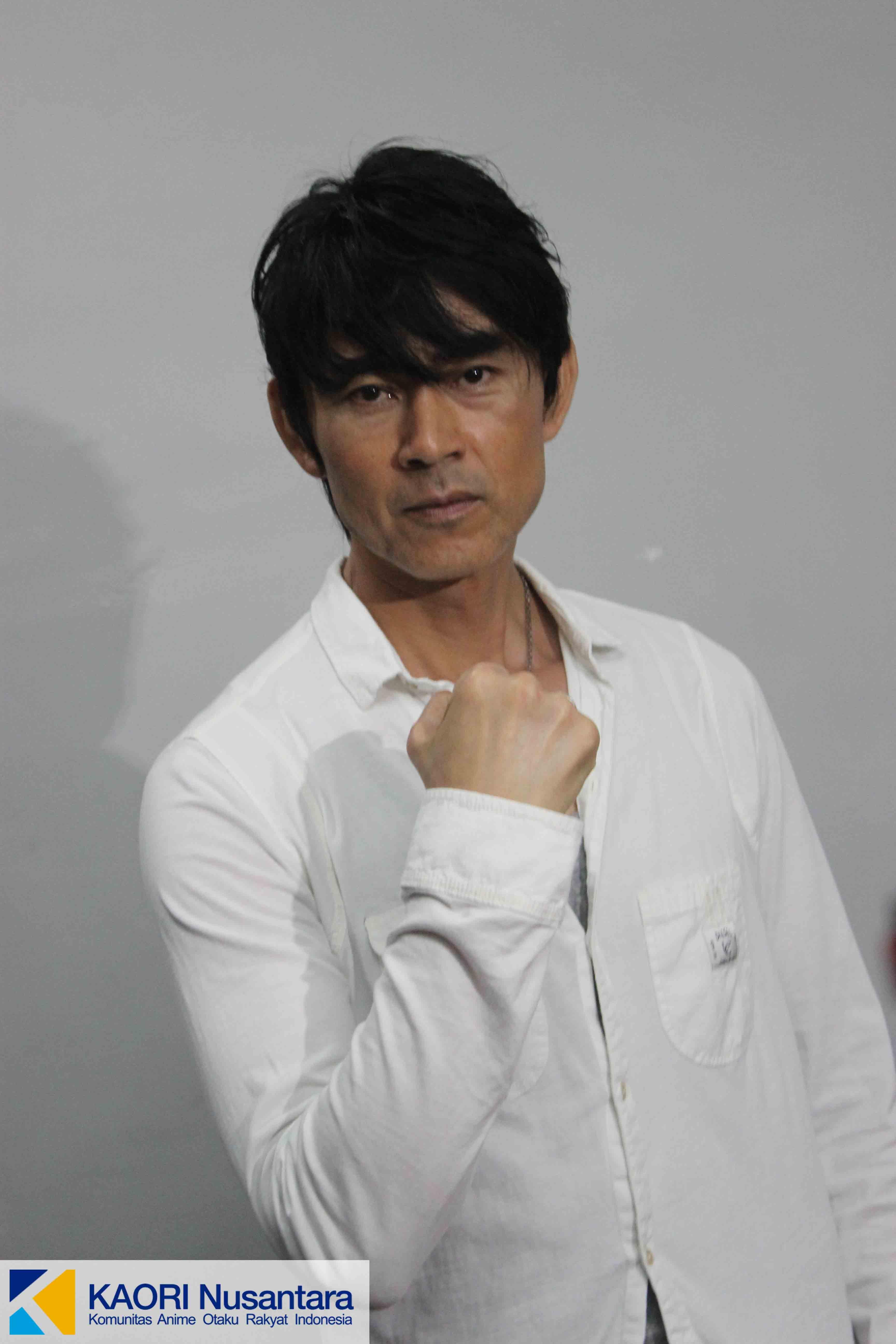Peran Tetsuo Kurata Dalam Bima-X Terungkap - KAORI Nusantara