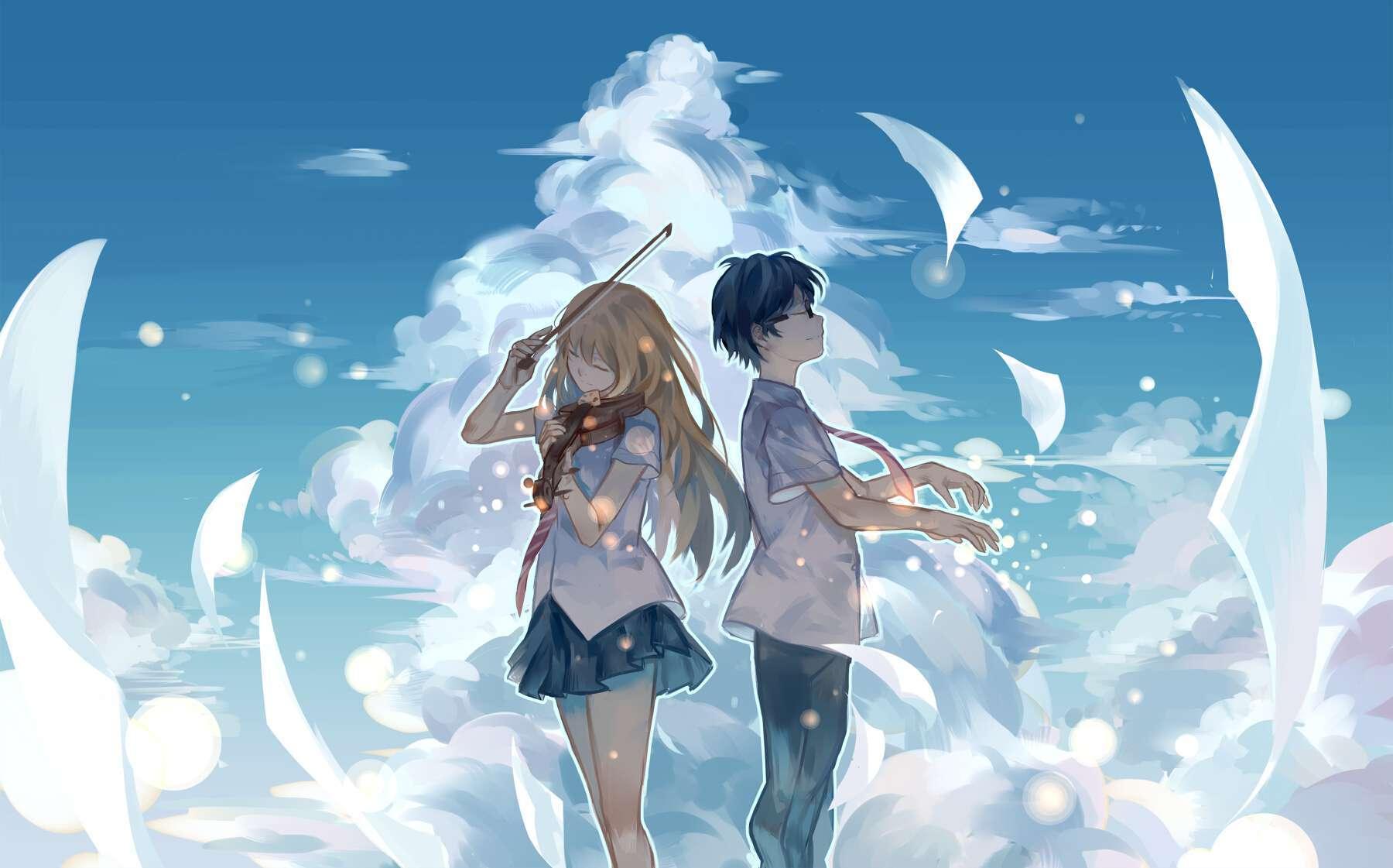 Inilah 7 Lagu Anime Sedih Yang Akan Menguras Air Matamu