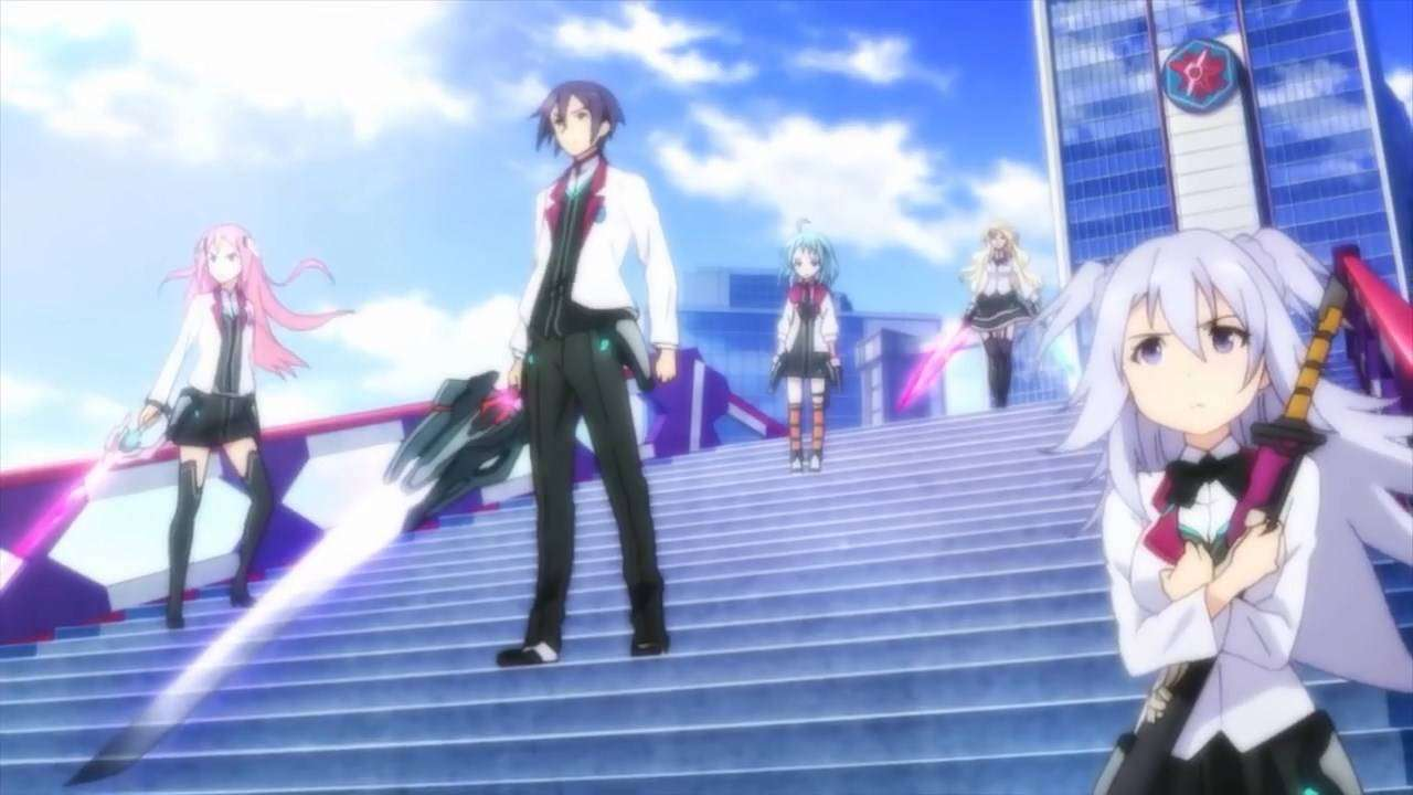 Asterisk War - 1