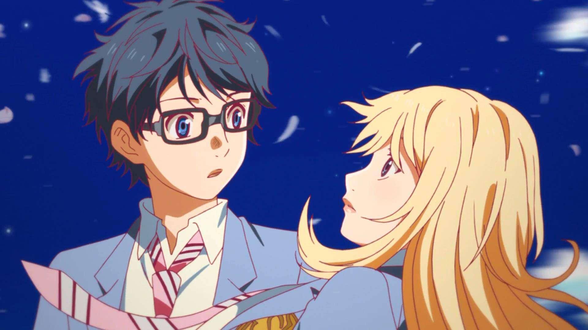 Shigatsu wa kimi no uso episode 1 10