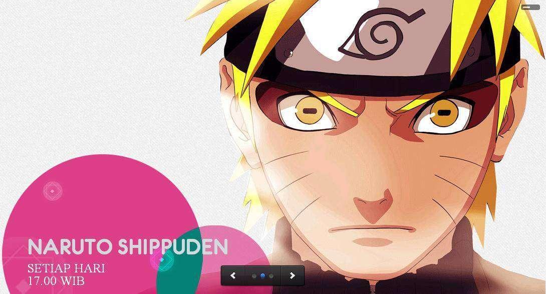 Lagi Global TV Kembali Menambah Episode Naruto