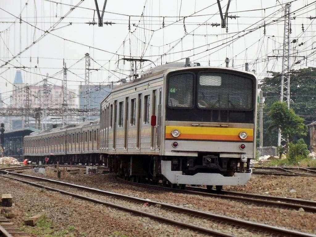 jr ex nambu line 南武線 in worldwide rail jns forum