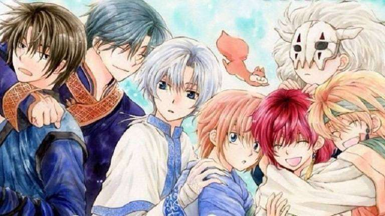 Yona and gang(2)
