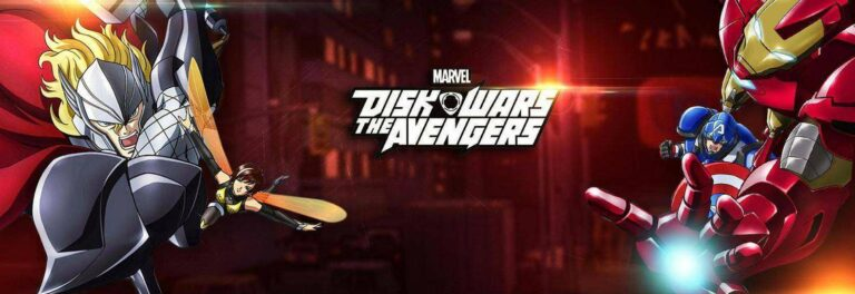 marvel disk wars