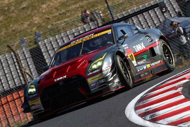 Gainer Tanax GT-R #10 (sumber: as-web.jp)
