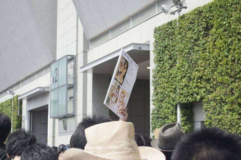 TPP berpotensi mematikan acara pasar produk kreatif seperti Comiket. (Foto: Kevin W)