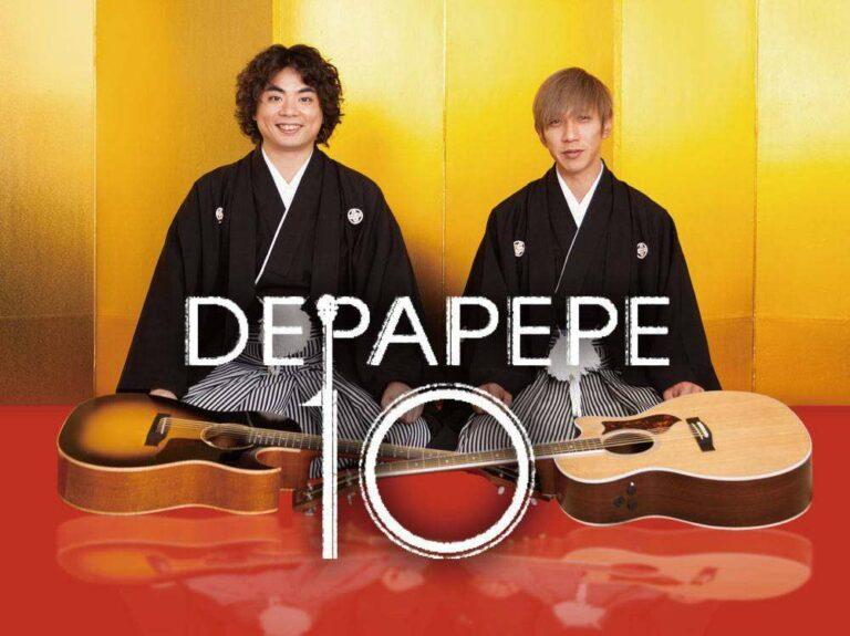 DEPAPEPE 10th 4-3