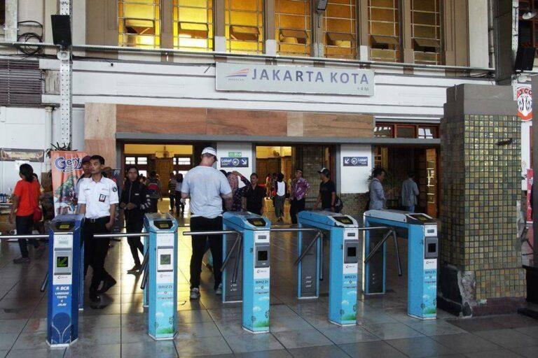 Lokasi loket baru di Stasiun Jakata Kota | Fasubkhanali