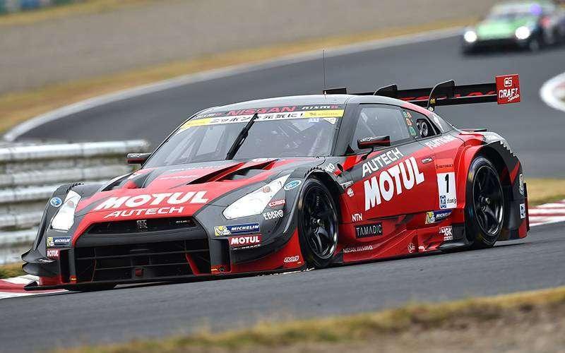MOTUL AUTECH GT-R #1, pemenang seri ketujuh Super GT kelas GT500