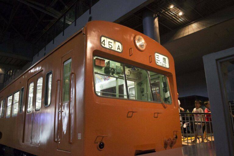 JR 101, nenek moyang KRL modern Jepang.