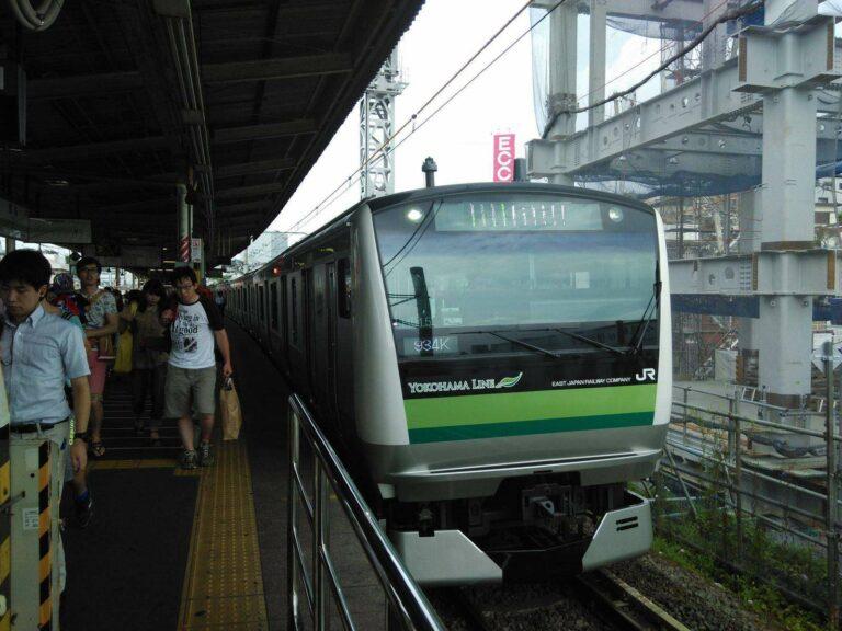 E233-6000 jalur Yokohama.