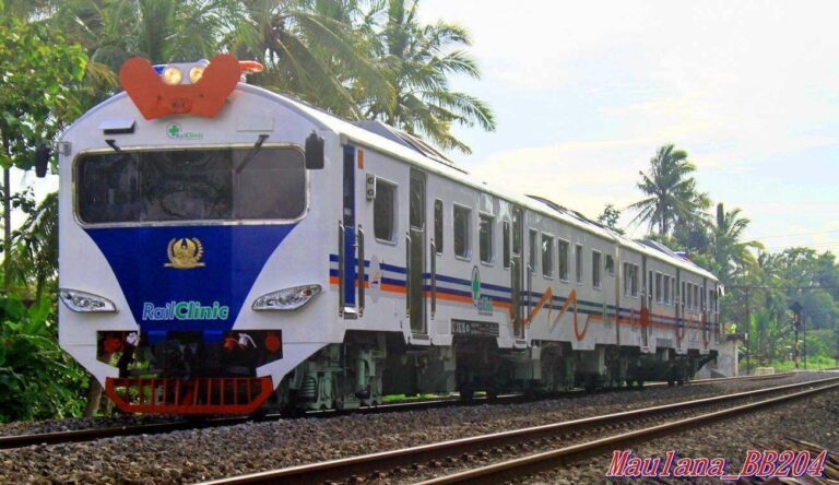 KRD Rail Clinic | Foto Oleh: Maulana Nur Achsani