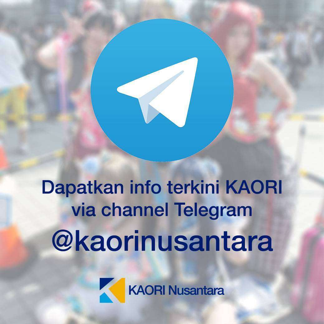 Channel Telegram Anime Indonesia