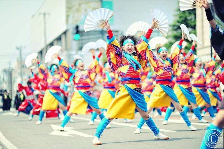 Hirosaki Yosakoi Festival - http://glennwaters.photoshelter.com/image/I0000wL5NGqfAC0g