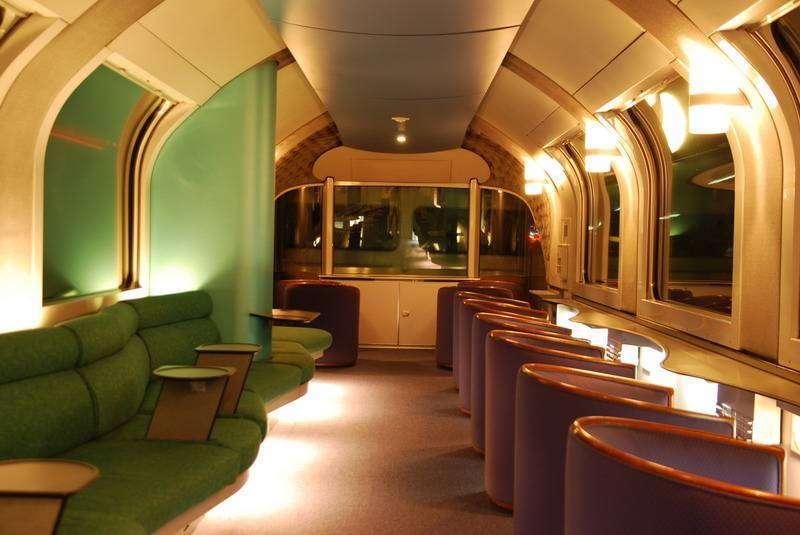 Interior lounge Cassiopeia. | Sumber: Wikipedia.