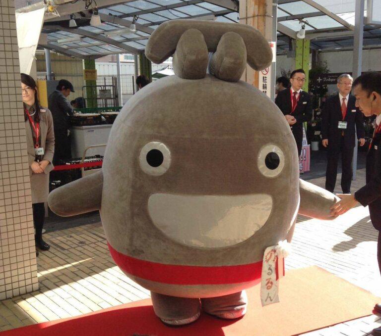 Maskot dari Tokyu Corporation