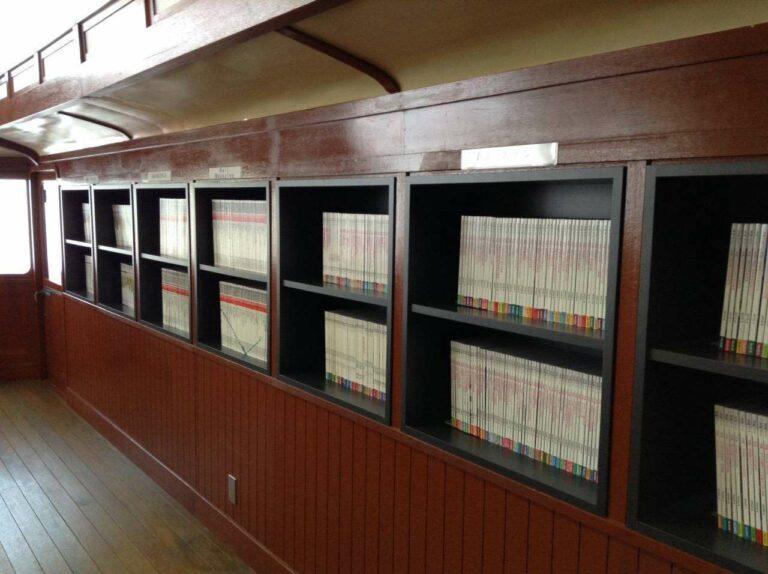 Ingin tahu banyak mengenai museum? kunjungi perpustakaan mini milik museumnya!