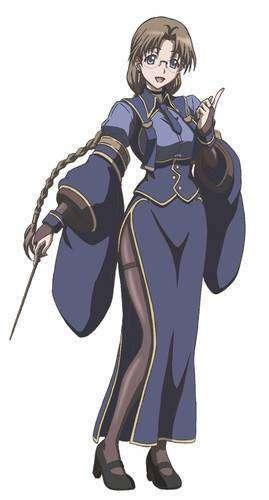Kikuko Inoue sebagai Miranda
