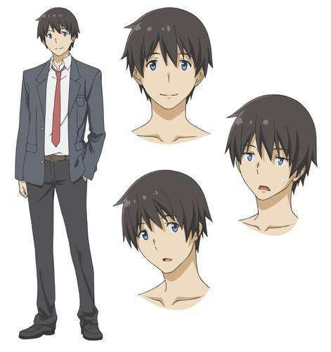 Shinsuke Sugawara sebagai Kei Kuramoto, kakak dari Chinatsu