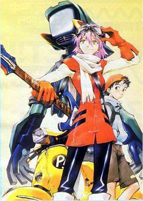 FLCL Progressive BD Batch Subtitle Indonesia