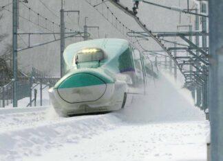 Shinkansen Hokkaido Ternyata Sepi Penumpang