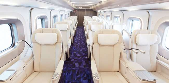 Interior Gran Class.