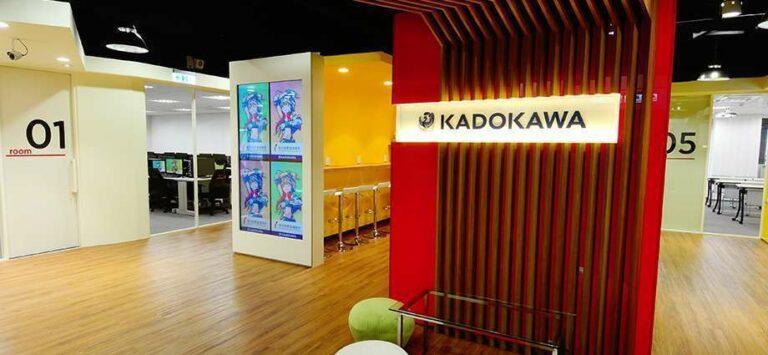 Grand Opening of KADOKAWA Animation & Design School in Bangkok, Thailand.