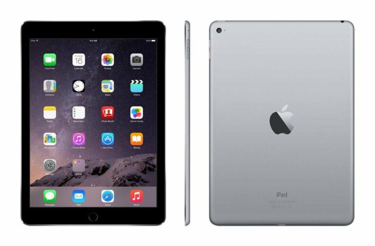 Ilustrasi Ipad Air 2 keluaran Apple | Gambar: abt.com