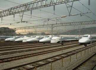 Kunjungan Ke Dipo Shinkansen Hakata
