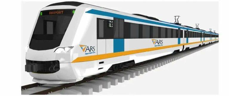 Rancangan KRL ARS Soekarno-Hatta | Sumber : twitter @BombardierRail