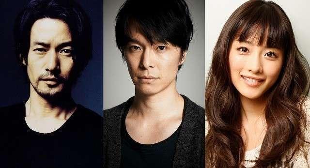 Artis yang berperan di film ini, Hiroki Hasegawa (kiri, pernah bermain di film Attack on Titan) berperan sebagai orang pemerintahan Jepang, Yutaka Takenouchi (tengah) berperan sebagai orang yang berkaitan dengan pemerintah Jepang, serta Satomi Ishihara (kanan) berperan sebagai agen dari Amerika Serikat.