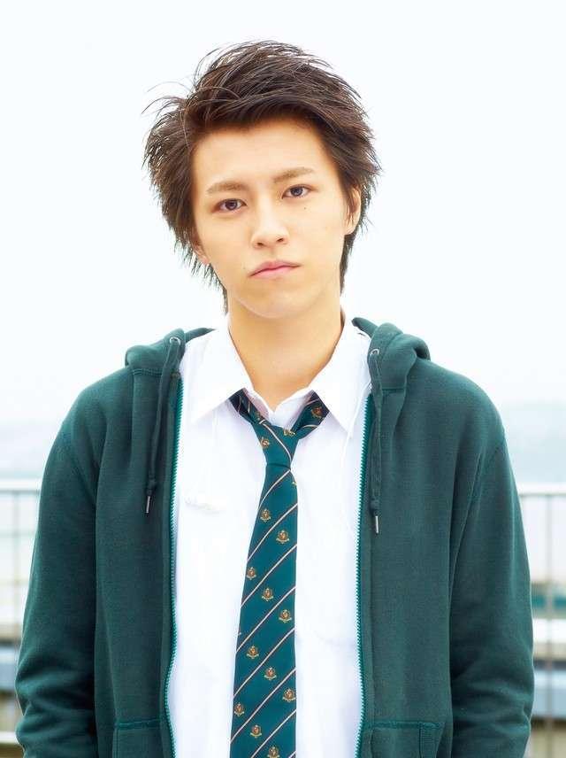 Personil grup idola Choutokkyuu, Takashi Matsuo, akan memerankan karakter Shougo Kiryuu.