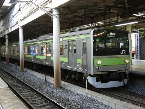 KRL 204-54 (YaTe 54) saat masih berdinas di jalur Yamanote | http://e231.finito-web.com/311-32.html