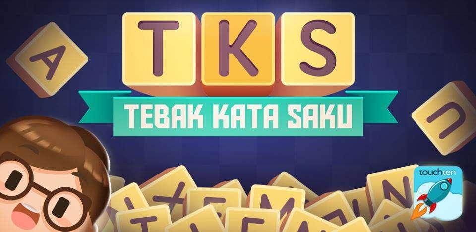 Terbaru dari Touchten Games: Tebak Kata Saku - KAORI Nusantara