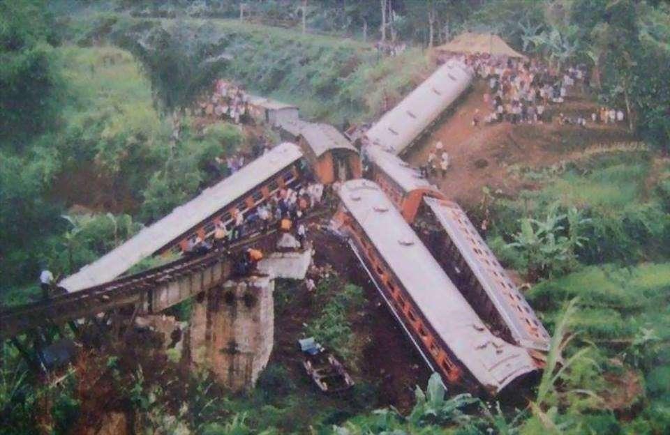 Locomotive Sunday : Saksi Bisu Dua Lokomotif Tragedi