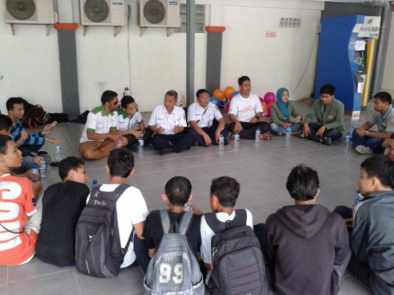 Pengarahan dari Kahumasda 8 Surabaya