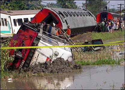 Kondisi CC 201 135R saat mengalami PLH Gubug | Source : semoyan35.com